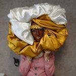 ...ou un masque ethnique !