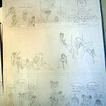 3 - ...pour pouvoir se concentrer sur le dessin